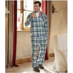 Photo of Flanell Flanell Pyjama Atlas für MännerAtlas für Männer
