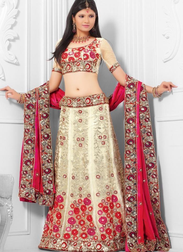 Indian dress lehenga choli styles