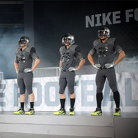 Cool nike uniforms | ... invited by Nike to attend the unveiling of Nike's