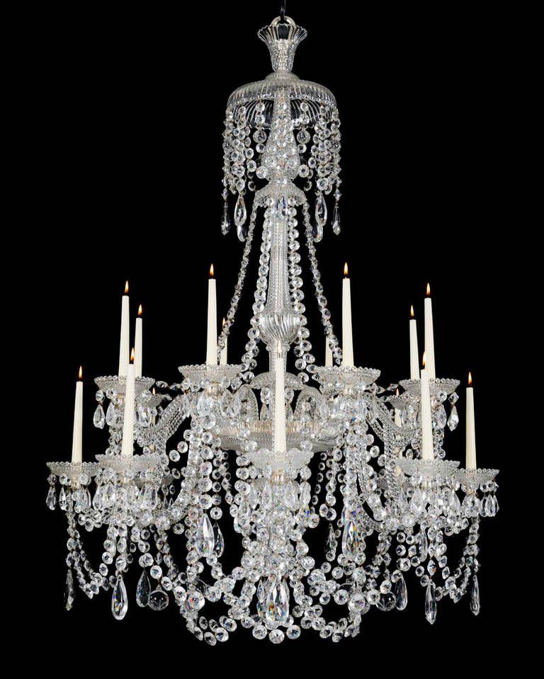 Victorian sixteen light cut glass antique chandelier by perry co victorian sixteen light cut glass antique chandelier by perry co aloadofball Images