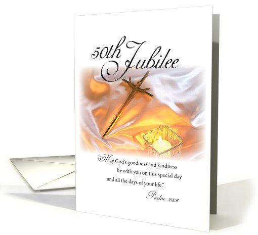 50th anniversary priesthood cards