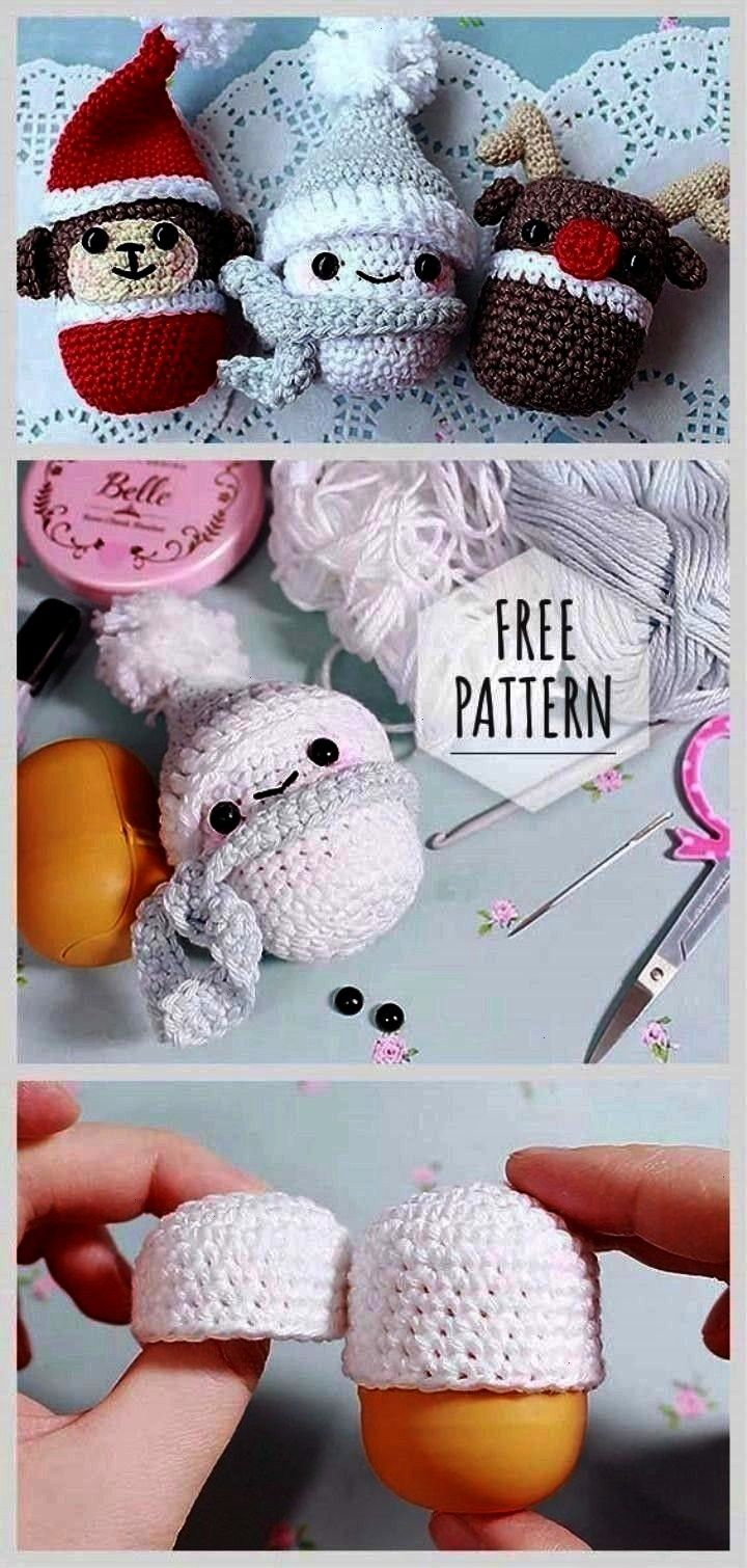Surprise for New Year  Knit Snowman From Kinder Surprise for New Year Knit Snowman From Kinder Surprise for New Year  Knit Snowman From Kinder Surprise for New Year Do yo...