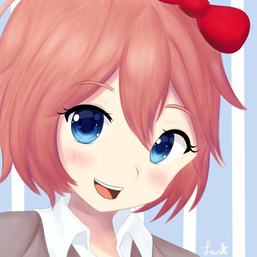 Sayori Animes Artes Dokidokiclubdeliteratura Ddcl Juegos Dibujos Ilustraciones Literatura