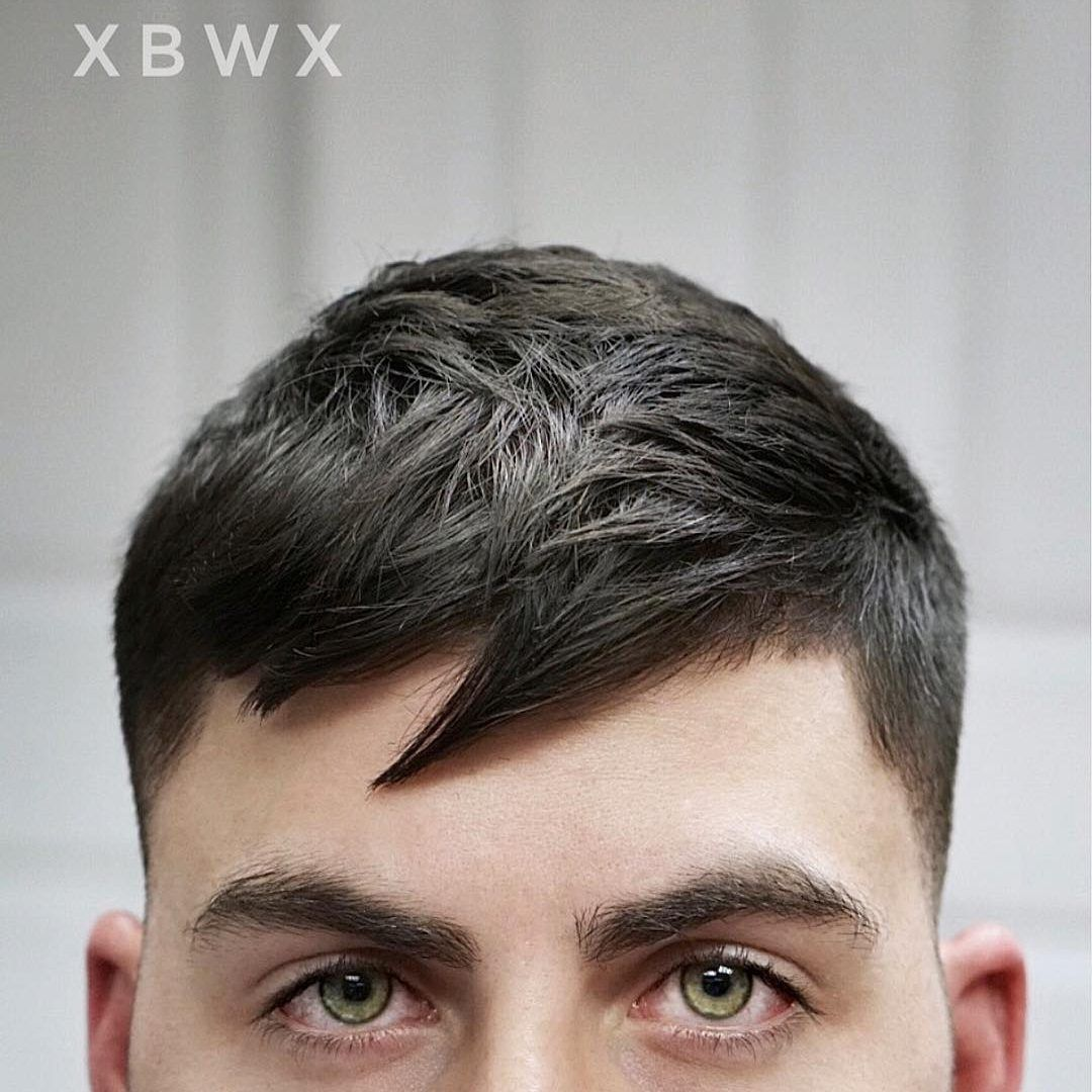 New hairstyles for men bangs haircuts and hair pictures