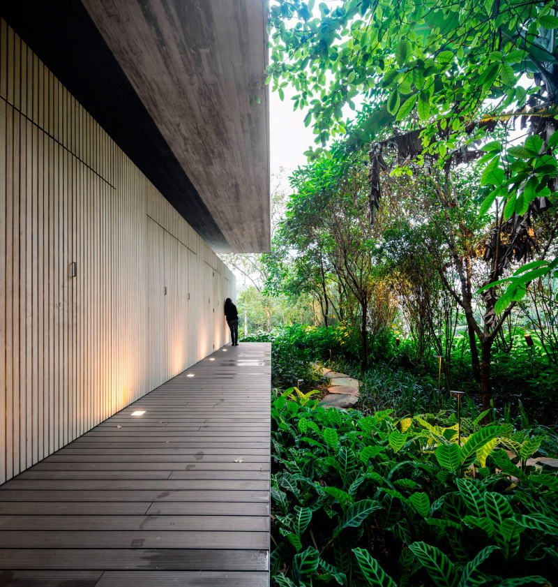 Studio Mk27   Marcio Kogan, Fernando Guerra / FG+SG · Jungle House