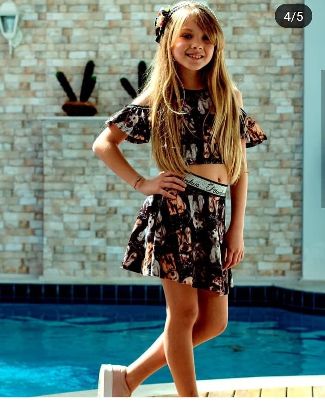 little lolita models nylons