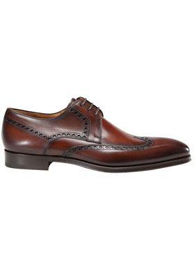 innovative design d8d92 46d5e Magnanni Budapester Herrenschuh, m.braun | Men's Shoes- Sole ...