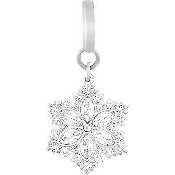 Snowflake Charm ~ Swarovski | ~ Collected ❖ C h a r m s