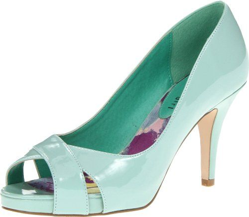 Madden Girl Women's Gertiee Open-Toe Pump,Mint Patent,8 M US Madden Girl,http://www.amazon.com/dp/B009NWG93S/ref=cm_sw_r_pi_dp_EQ6htb1HTJV0XEHW