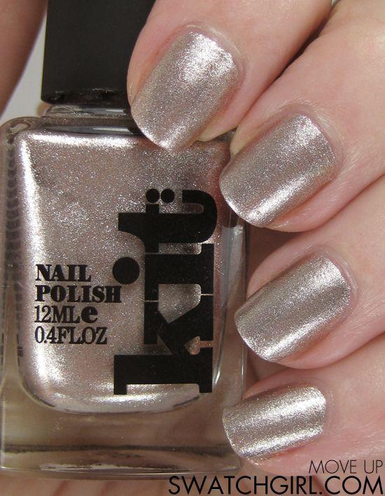 Kit Cosmetics Move Up nail polish | Cosmetics, Creative nails and ...