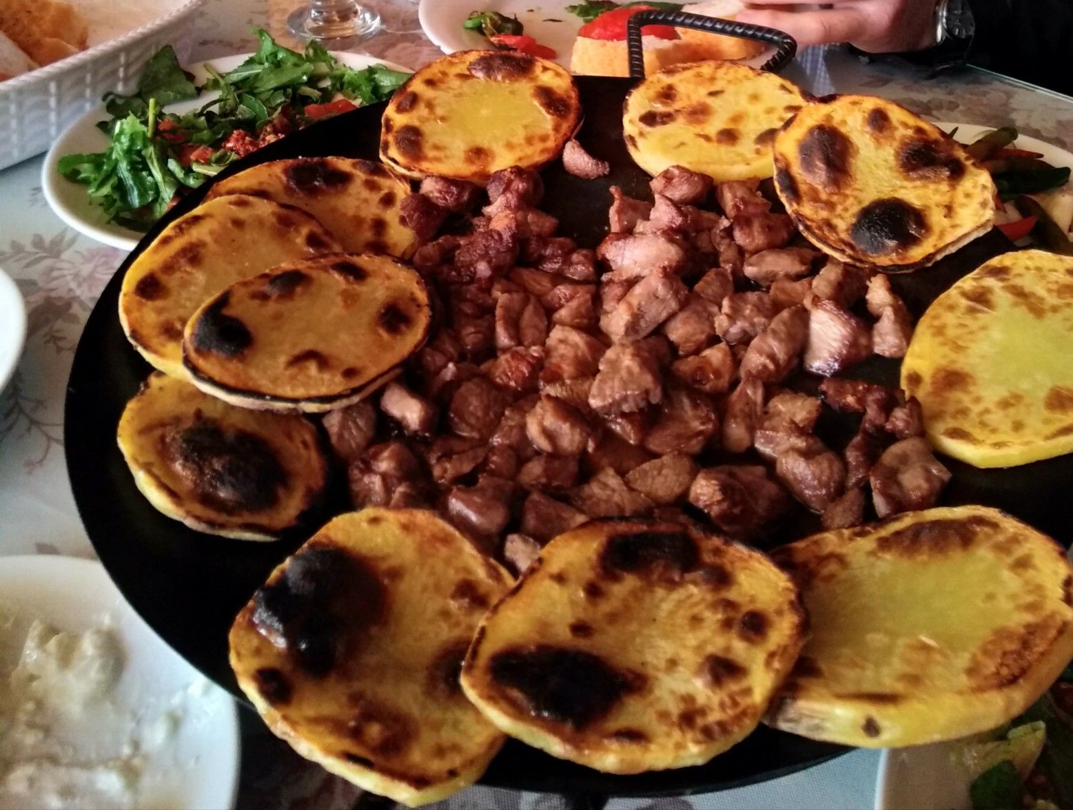 Karaman Kebabı Tarifi