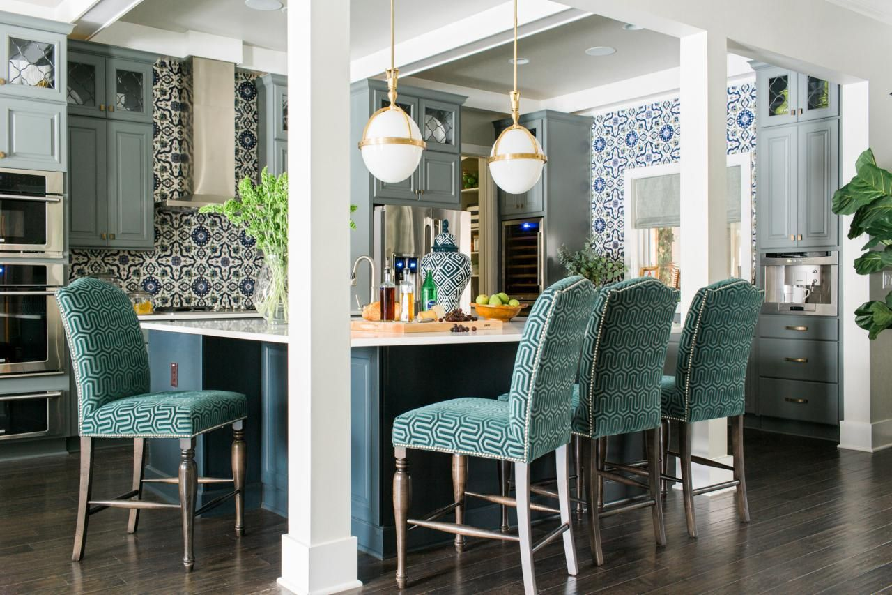 browse through gorgeous hgtv smart home 2016 pictures room by room and vote for - Raised Panel Dining Room 2016