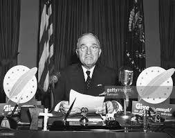 33rd US President Harry S Truman