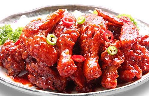 Makanan Khas Korea Resep Buldak Si Korea Pedas Resep Masakan