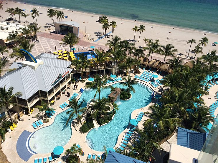 The Newly Opened Margaritaville Hollywood Beach Resort Is More Jimmy Buffett Than You Can Even Imagine Hollywood Beach Margaritaville Hollywood Beach Resorts