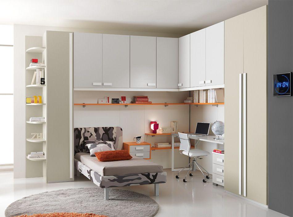 Best Corner Kids Room Design One 504 By Spar Italy Дитяча 400 x 300