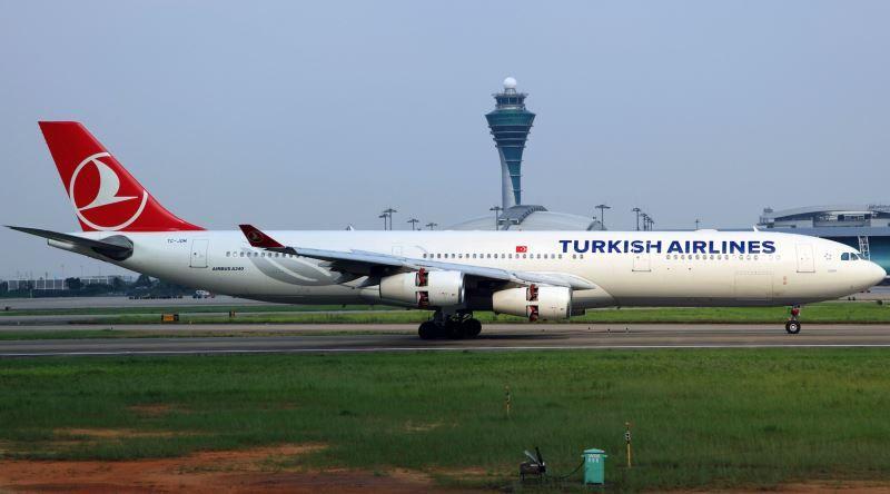 Turk Hava Yollari Nin En Deli Ucagi Tc Jdm Kuyruk Kodlu Airbus A340 I Kaderi Belli Oldu Turk Hava Yollari Dan 22 Yil Hizmet Verdikten S Miken Guney Afrika Jdm