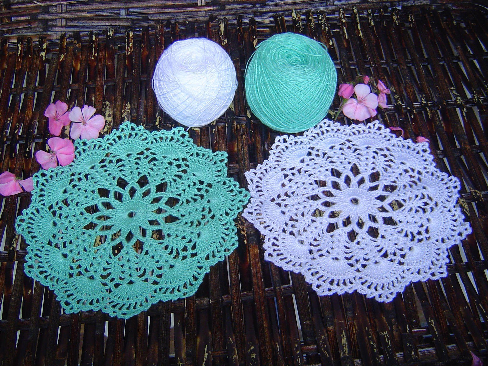 Te ense o paso a paso como tejer a crochet este hermoso - Puntos para tejer ...