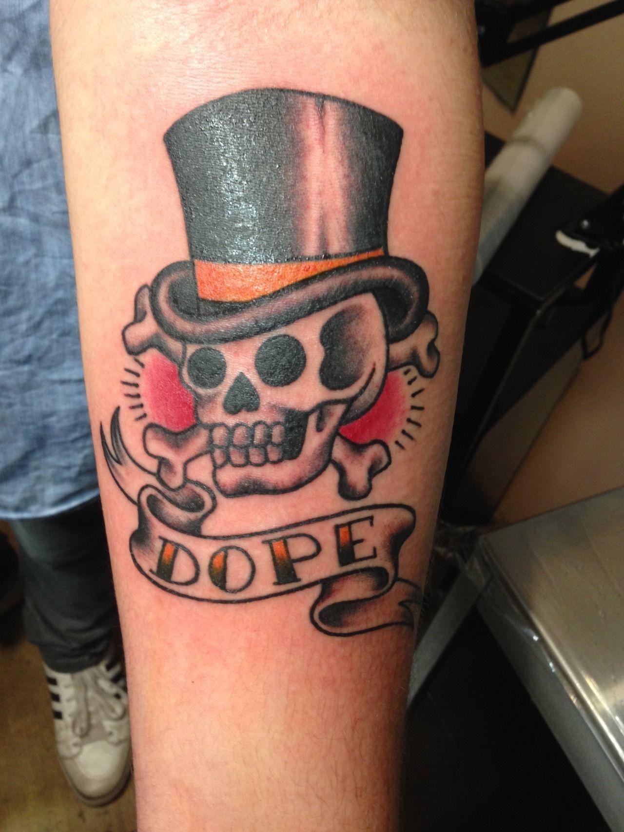 American Traditional Tattoo Skull : american, traditional, tattoo, skull, Tattoo, Greatness