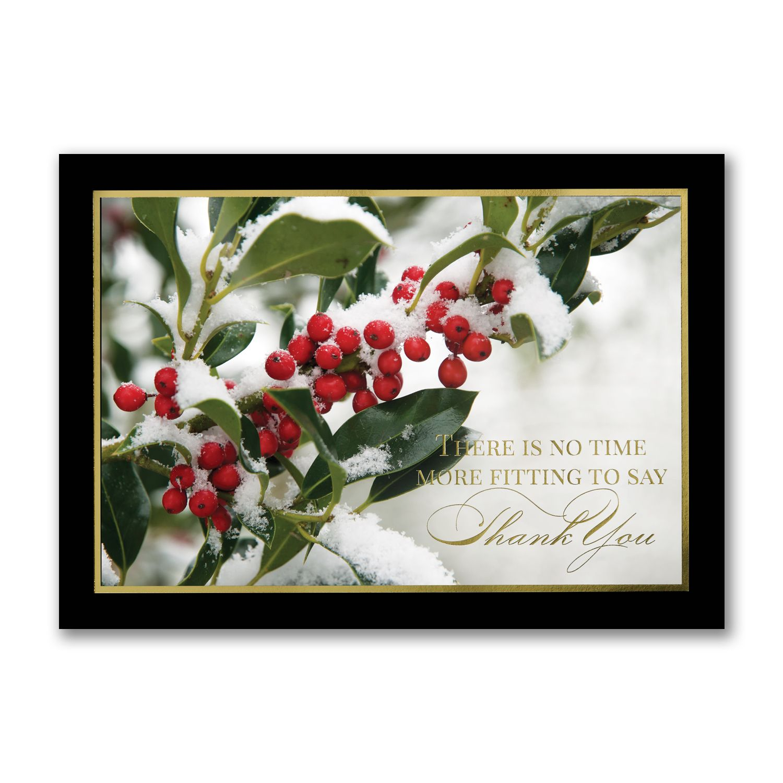 Winter Appreciation Nature Business Christmas Cards Http