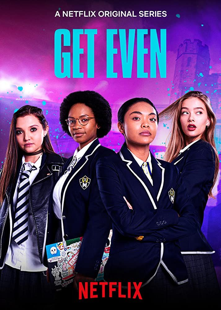 Get Even (2020) Hindi Dubbed Season 1 Complete in 2020