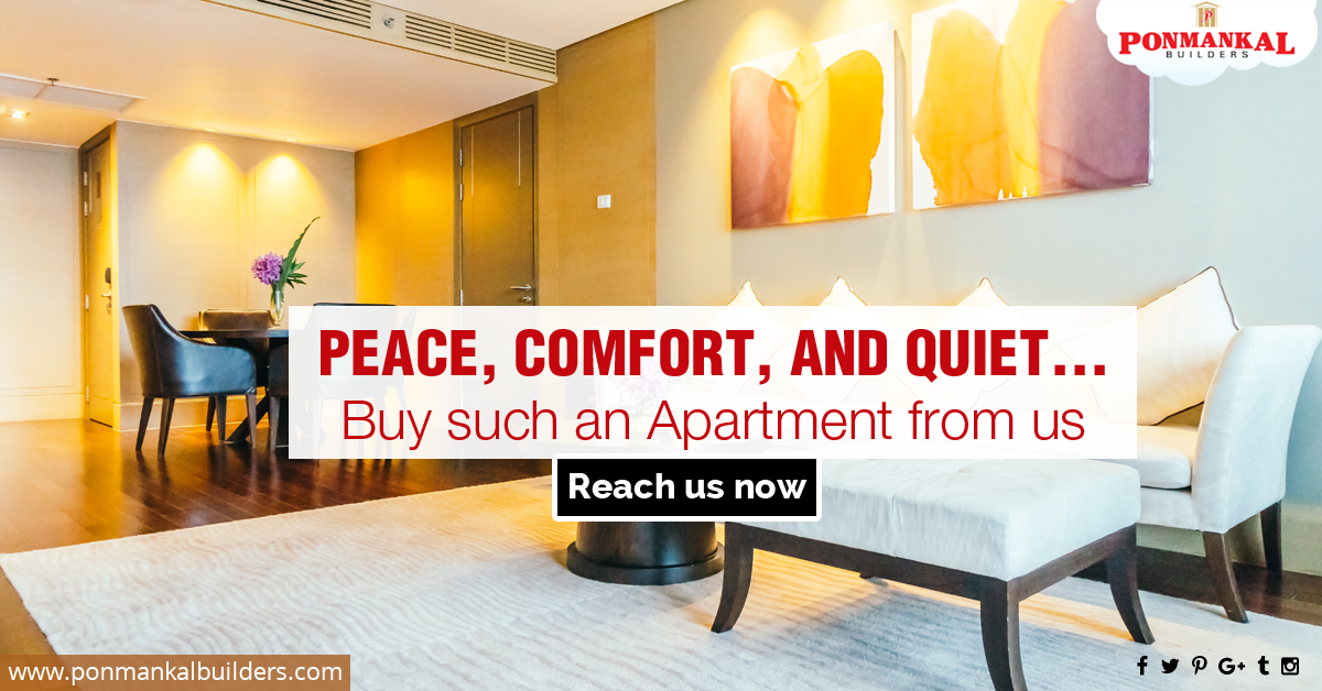 Buy An Apartment From Us.