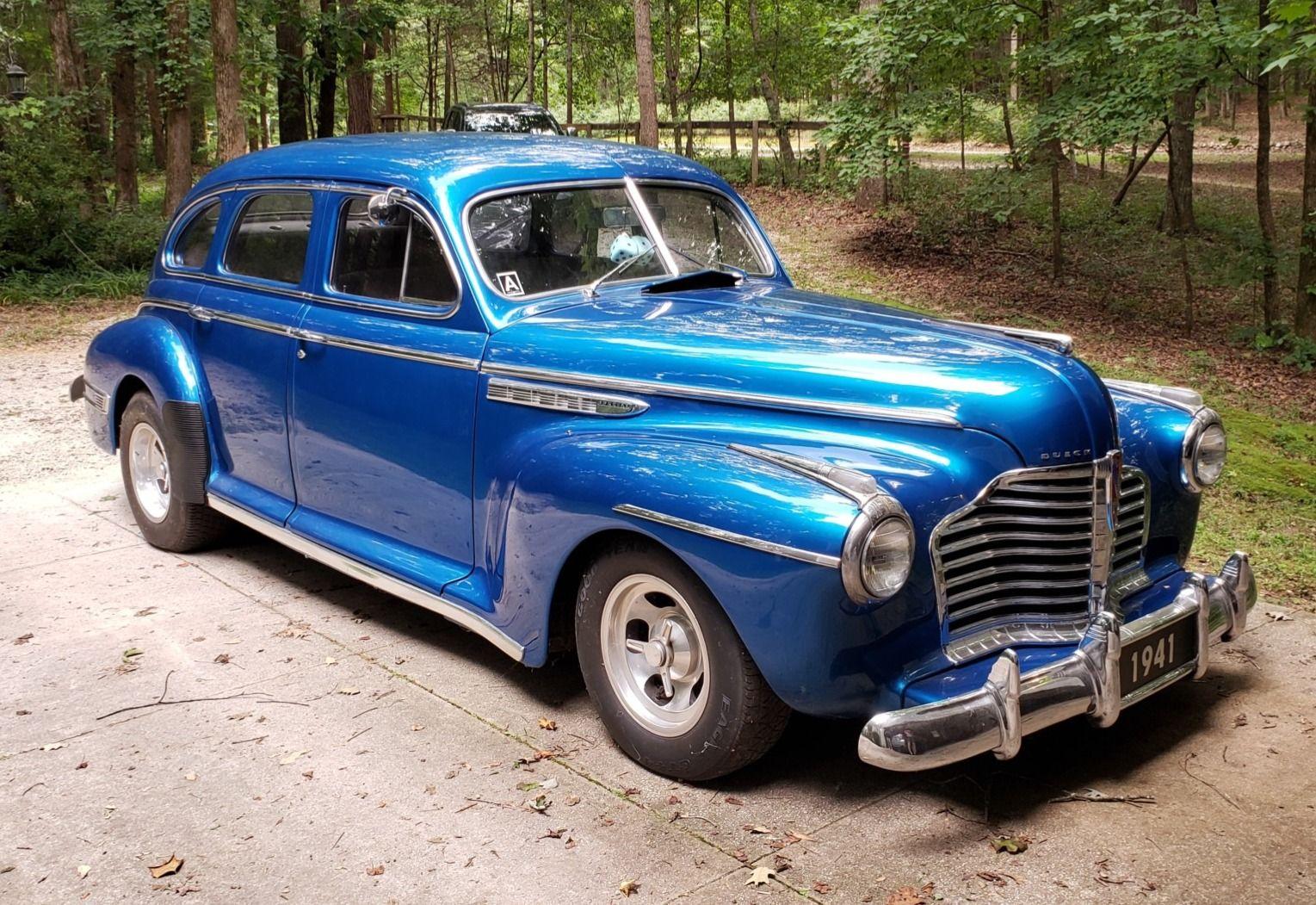 1941 Buick Special Sedan Classic cars, Buick, Classic