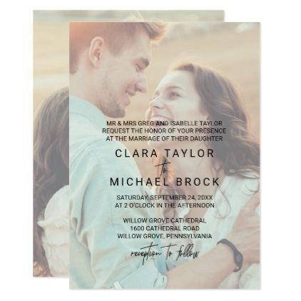 Clara c wedding invitations