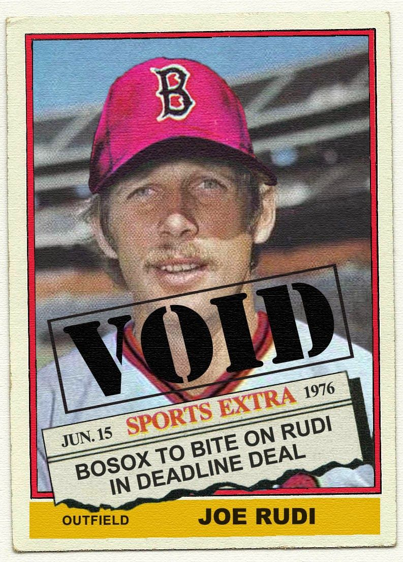 The Baseball Card Blog 1976 Topps Traded The Missing Cards