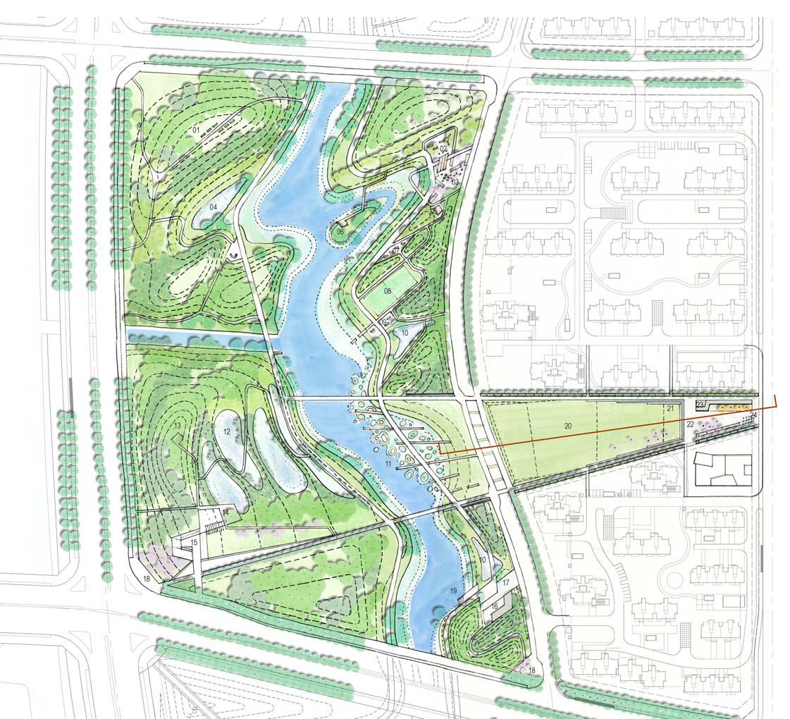 Landscapemasterplan Landscape Plans Landscape Design Drawings Landscape