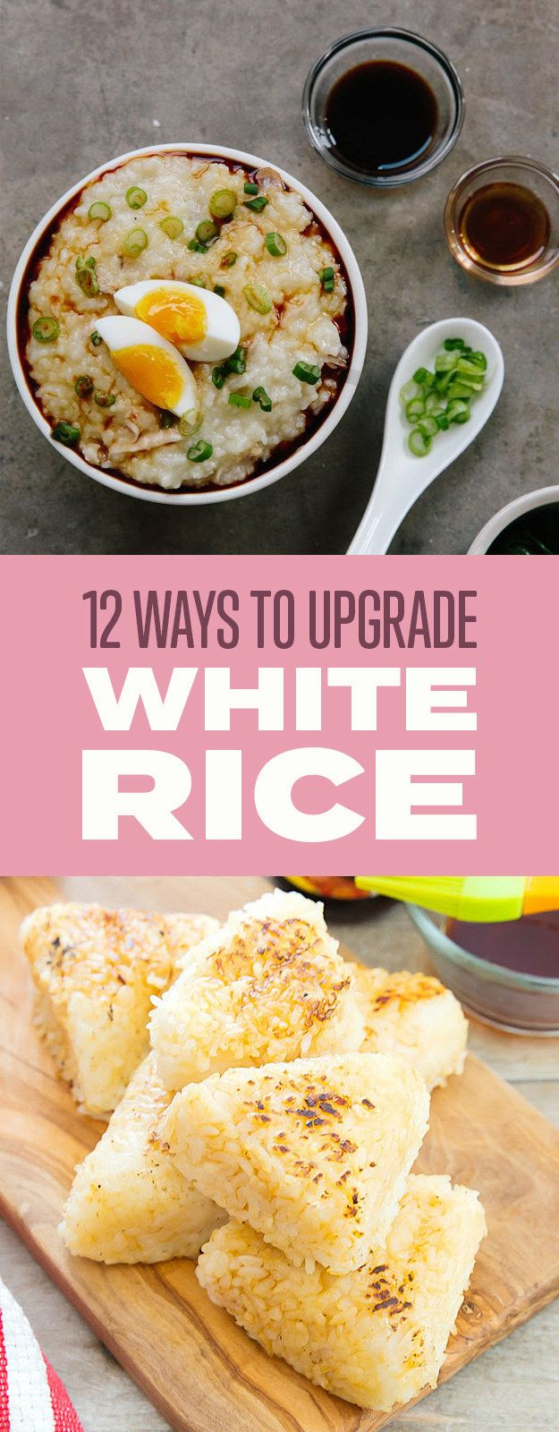 12 Ways To Cook With Rice That You Probably Haven't Tried Yet #whitericerecipes
