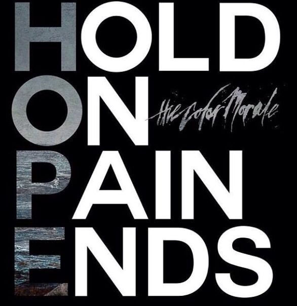 The Color Morale Know Hope