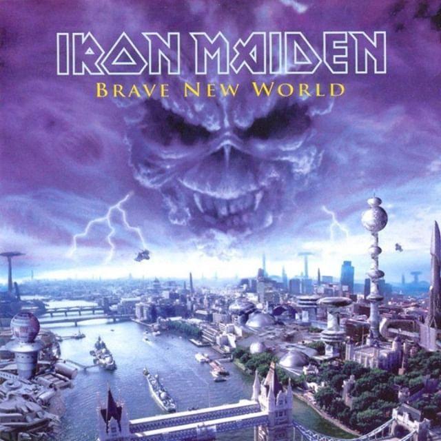 Metal Gods IRON MAIDEN Released Their 12th Studio Album