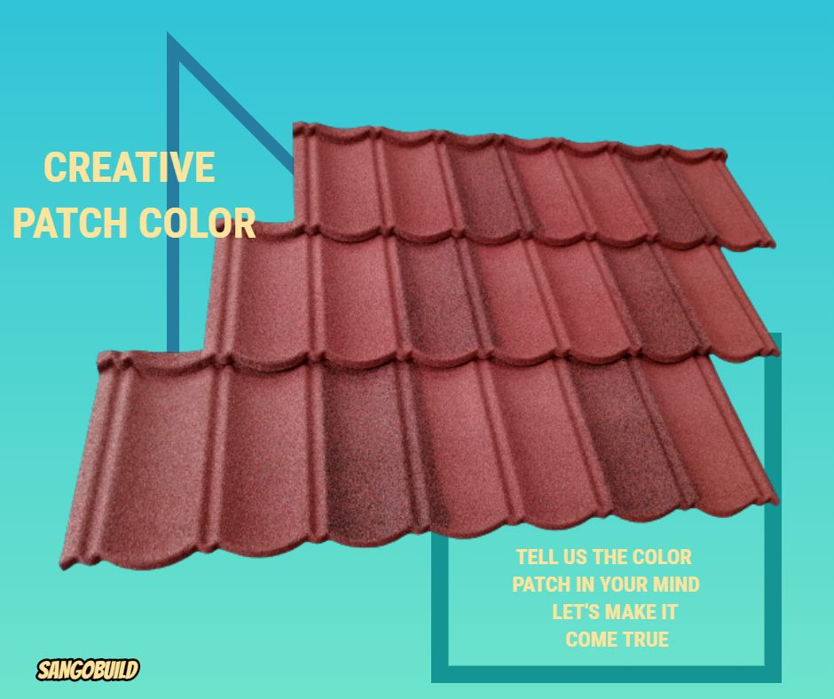 Bobs Tile With Patched Black Color In 2020 Color Metal Roof Metal Roof Tiles