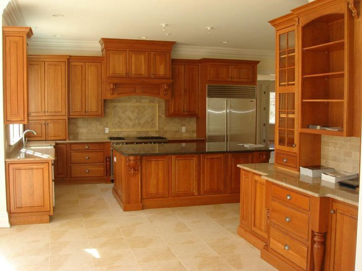 Kitchen Cabinets   Lowes Cabinet And Granite Color Except For The Dark  Granite