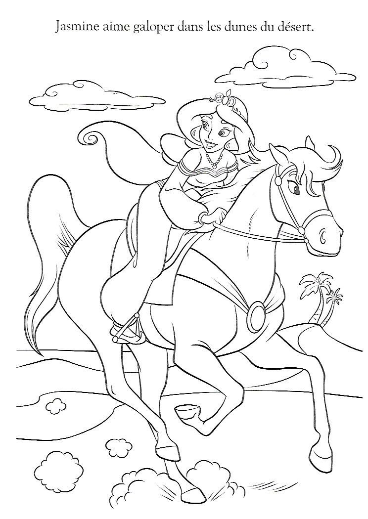 Pin By Shannon Hight On Art Horse Coloring Pages Disney Coloring Pages Princess Coloring Pages