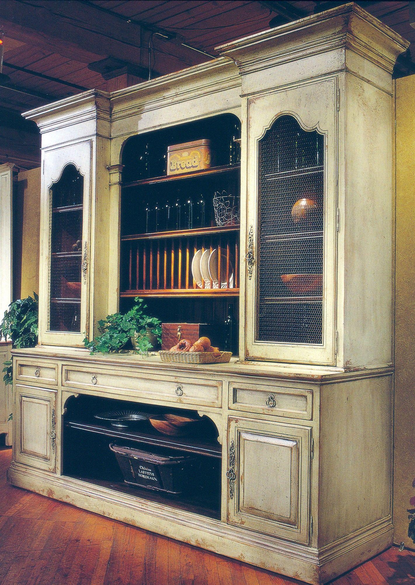 Habersham china display Dining room french