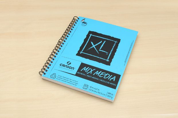 Canson Xl Series Mix Media Pad Watercolor Calligraphy Supplies Canson Xl Mix Media Pad