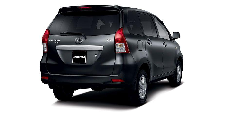Toyota Avanza Mobil