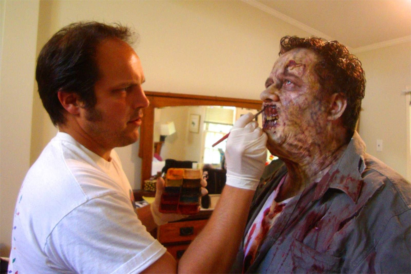Interview with Jim Ojala - Writer/Direcotr/FX Make up