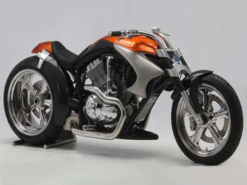 Custom Harley Davidson XRod Custom Sport by Odyssey