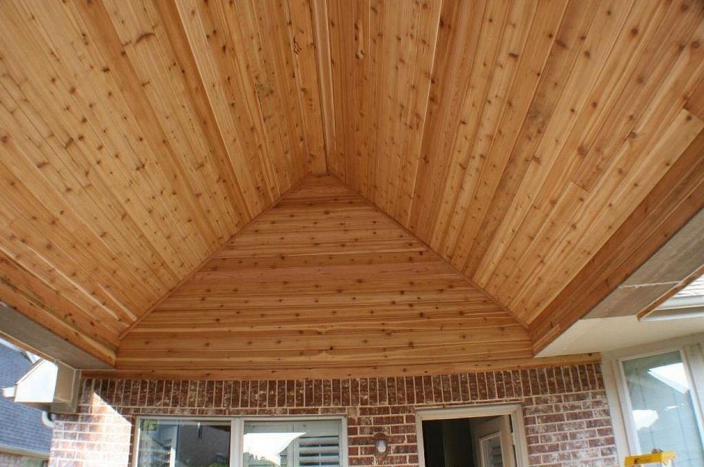 tongue and groove ceiling wood | ideas for the home | pinterest