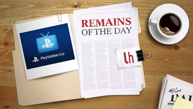 Remains of the Day: PlayStation Vue to Lose All Viacom Channels