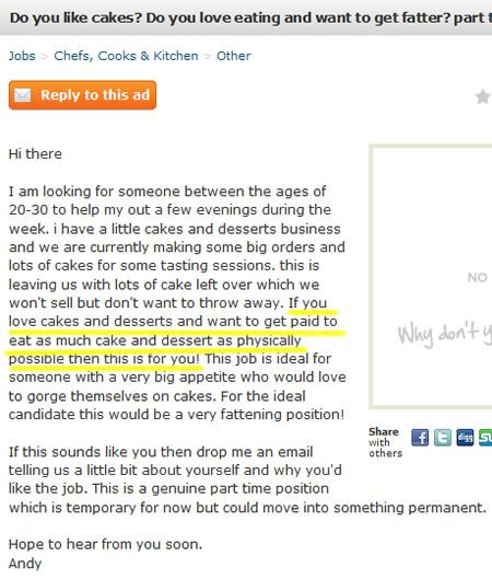 12 Hilarious Help Wanted Ads Help Wanted Funny Ads