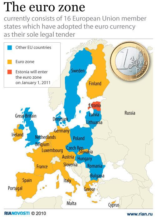 The Euro Zone Crisis Infographics Pinterest: Belgium Eurozone Map At Slyspyder.com