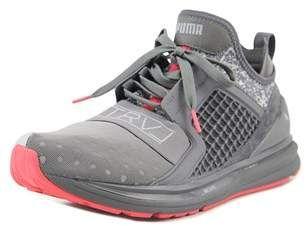 ad1ec94afc3 Puma Puma X Staple Ignite Limitless Men Round Toe Synthetic Gray Sneakers