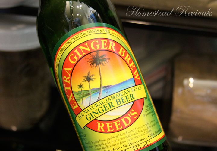 I Keep Non Alcoholic Ginger Ale A K A Ginger Beer On Hand To Settle My Stomach This Particular Brand Reed S Is A Natur Ginger Beer Home Brewing Beer Beer