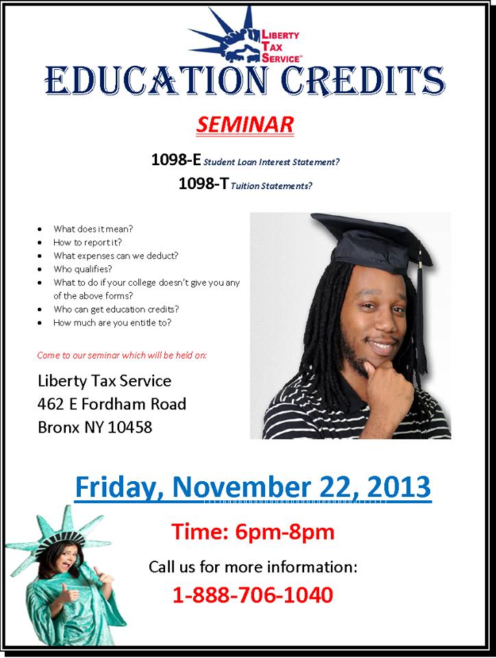 Education Credits