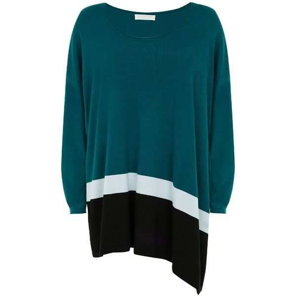 86b868792f95 Windsmoor Ombre Effect Knit Sweater ( 105) ❤ liked on Polyvore ...