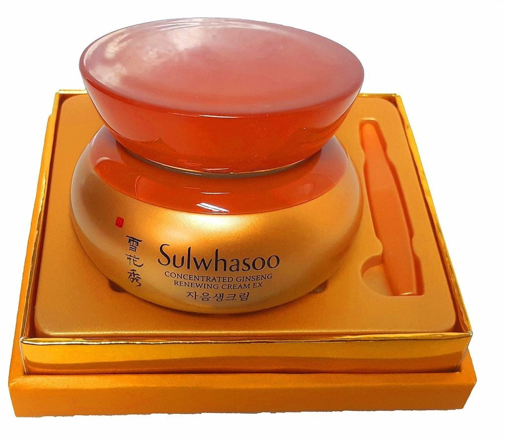 Sulwhasoo Concentrated Ginseng Renewing Cream EX 60ml Anti